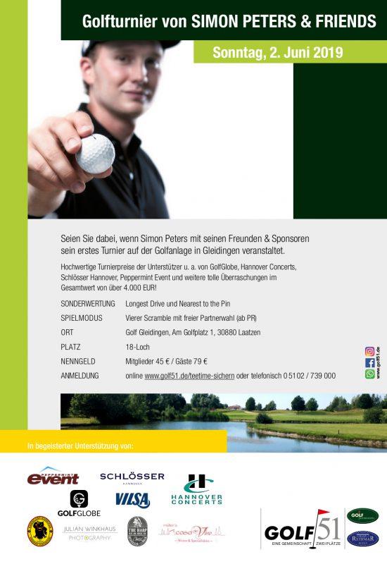 Golfturnier_simon peters & Friends_2019